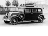 Mercedes-Benz 260D Pullman Limousine (W138) 1936–40 pictures