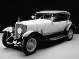 Mercedes 28/95 HP Sport 1922 wallpapers