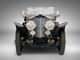 Mercedes 28/95 HP Sport Phaeton 1924 images
