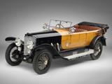 Mercedes 28/95 HP Sport Phaeton 1924 photos