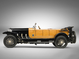 Photos of Mercedes 28/95 HP Sport Phaeton 1924