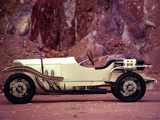 Pictures of Mercedes 28/95 HP Targa Florio 1922