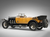 Pictures of Mercedes 28/95 HP Sport Phaeton 1924