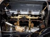 Mercedes 28/95 HP Sport Phaeton 1924 wallpapers