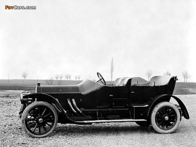 Mercedes 38/70 HP Touring 1911 wallpapers (640 x 480)