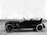 Mercedes 38/70 HP Touring 1911 wallpapers