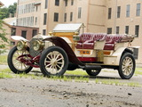 Images of Mercedes 45 HP 4-seat Tourabout 1910