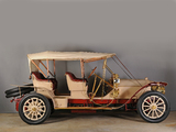 Mercedes 45 HP 4-seat Tourabout 1910 images
