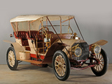 Pictures of Mercedes 45 HP 4-seat Tourabout 1910