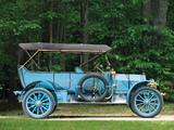 Images of Mercedes 50 HP 7-passenger Touring 1912