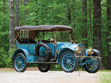 Photos of Mercedes 50 HP 7-passenger Touring 1912