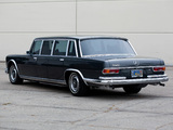 Images of Mercedes-Benz 600 4-door Pullman Limousine (W100) 1964–81