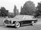 Images of Mercedes-Benz 600 Coupe (W100) 1965