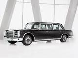 Mercedes-Benz 600 4-door Pullman Limousine (W100) 1964–81 images