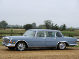 Mercedes-Benz 600 (W100) 1964–81 wallpapers