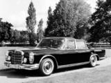 Mercedes-Benz 600 Landaulet (W100) 1965–81 images