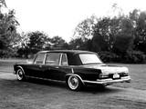 Mercedes-Benz 600 Pullman Landaulet Popemobile (W100) 1965 wallpapers