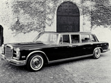 Mercedes-Benz 600 4-door Pullman Limousine (W100) 1964–81 wallpapers