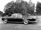 Pictures of Mercedes-Benz 600 Landaulet (W100) 1965–81