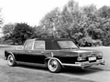Mercedes-Benz 600 Landaulet (W100) 1965–81 wallpapers