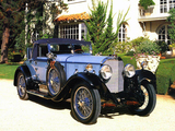 Images of Mercedes-Benz 630K Cabriolet 1927