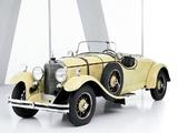Mercedes-Benz 630 Sport Car 1926 pictures