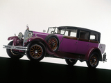 Mercedes-Benz 630K Sedance da Ville 1928 pictures