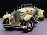Pictures of Mercedes-Benz 630 Sport Car 1926