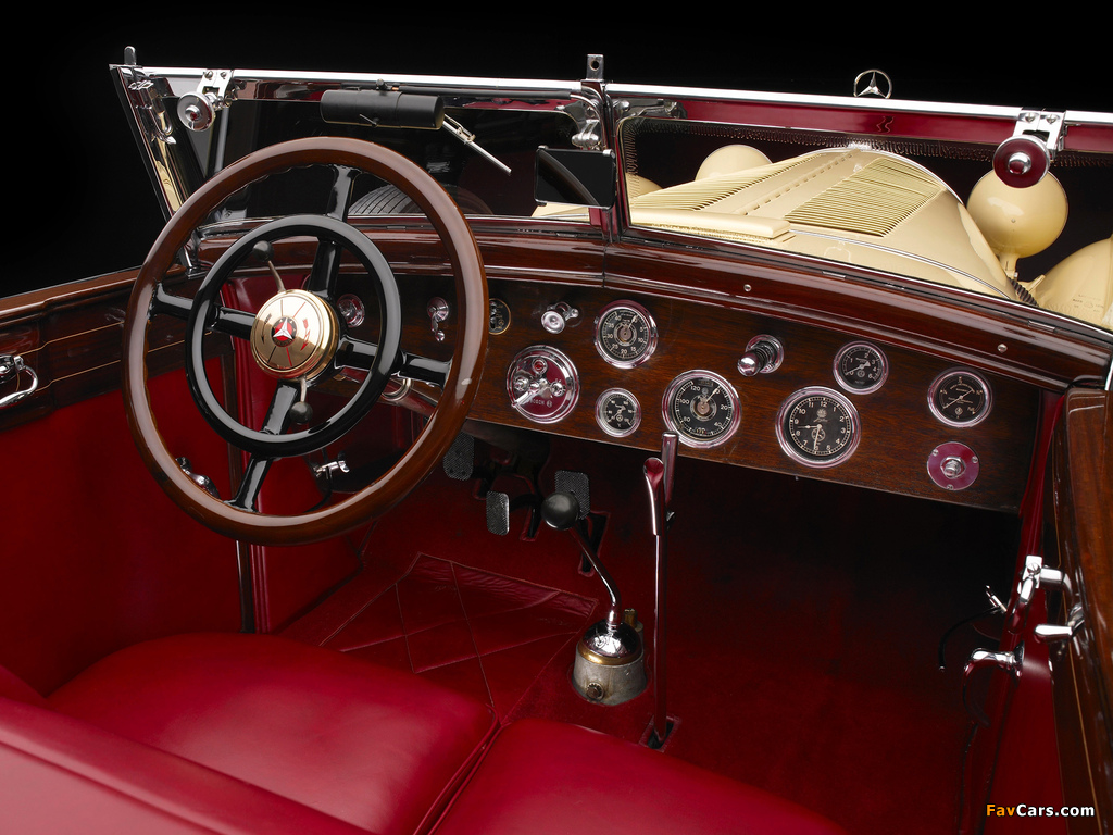 Mercedes-Benz 680S Roadster by Saoutchik 1928 images (1024 x 768)