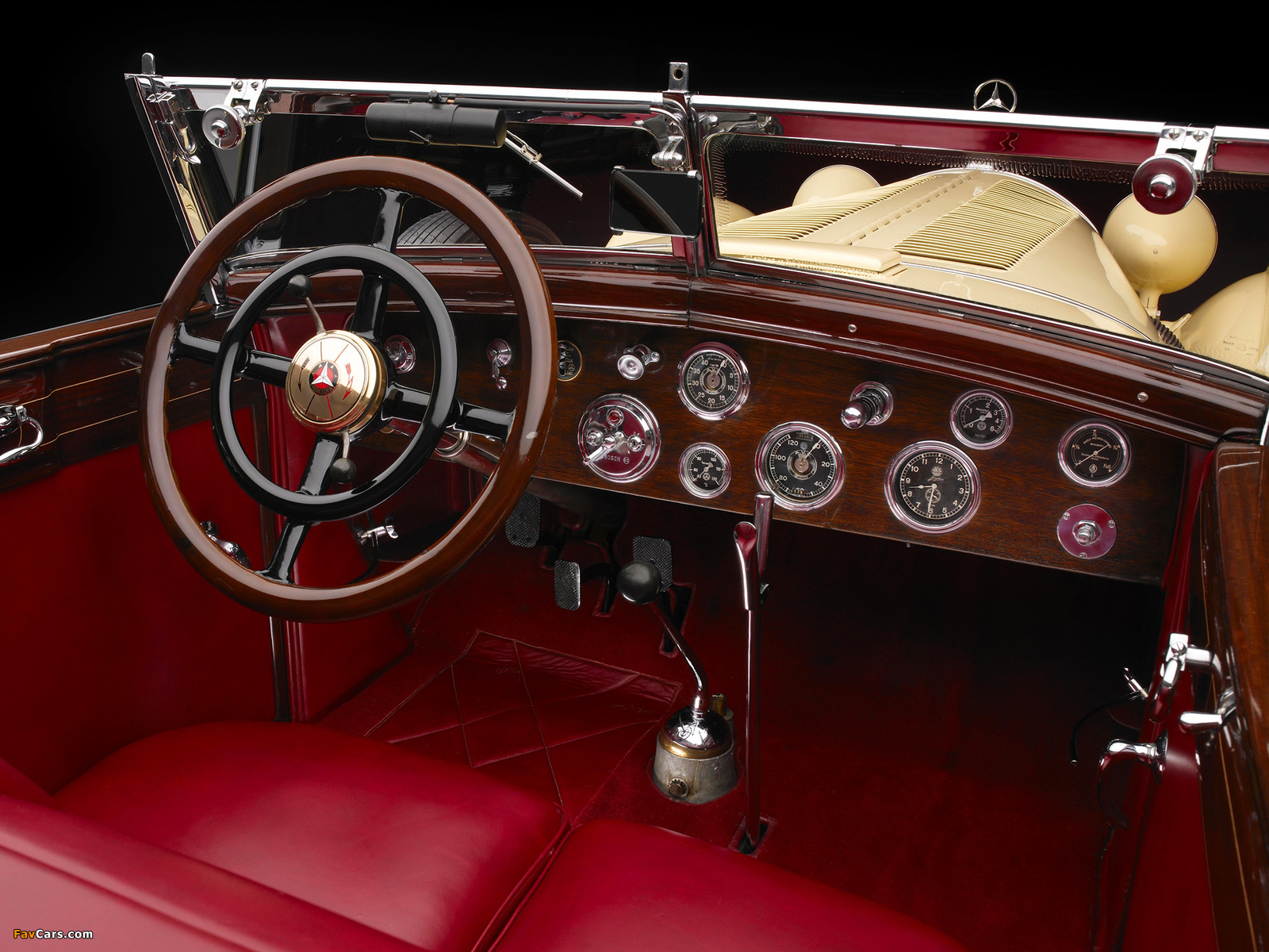 Mercedes-Benz 680S Roadster by Saoutchik 1928 images (1600 x 1200)