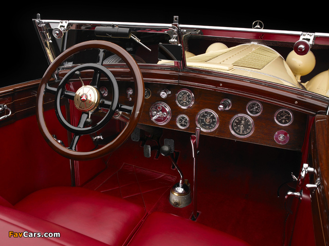 Mercedes-Benz 680S Roadster by Saoutchik 1928 images (640 x 480)