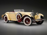 Mercedes-Benz 680S Roadster by Saoutchik 1928 pictures