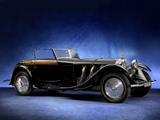 Pictures of Mercedes-Benz 680S Roadster by Saoutchik 1928