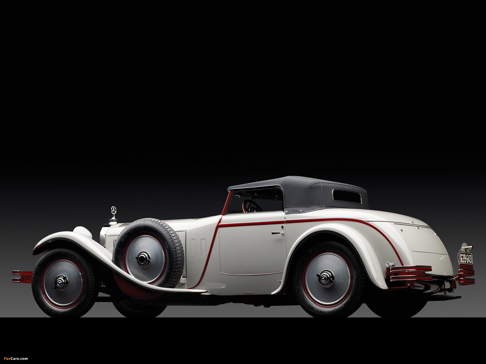 Pictures of Mercedes-Benz 680S Roadster by Saoutchik 1928 (2048 x 1536)