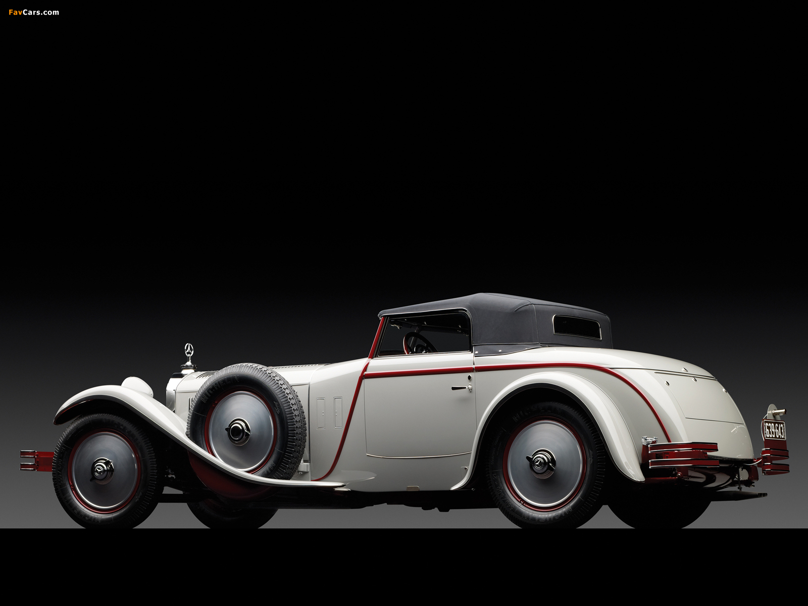 Pictures of Mercedes-Benz 680S Roadster by Saoutchik 1928 (1600 x 1200)