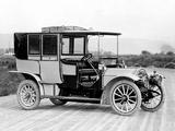 Mercedes 75 HP Double Phaeton 1908 wallpapers