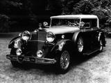Mercedes-Benz 770 Cabriolet D Prototype (W07) 1930 wallpapers