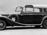 Photos of Mercedes-Benz 770 Grand Mercedes Cabriolet F (W150) 1938–43