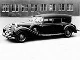 Mercedes-Benz 770 Grand Mercedes Cabriolet (W150) 1938–42 wallpapers