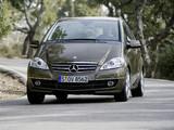 Images of Mercedes-Benz A 200 5-door (W169) 2008–12