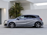 Images of Mercedes-Benz A 250 AMG Sport Package (W176) 2012