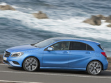 Images of Mercedes-Benz A 180 CDI Urban Package (W176) 2012