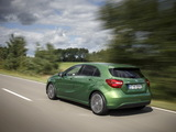 Images of Mercedes-Benz A 200 Style (W176) 2015