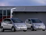 Images of Mercedes-Benz A-Klasse