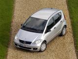 Mercedes-Benz A 180 CDI 5-door (W169) 2004–08 photos