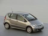 Mercedes-Benz A 200 5-door (W169) 2004–08 pictures