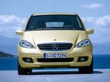 Mercedes-Benz A 200 3-door (W169) 2004–08 pictures