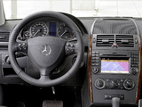 Mercedes-Benz A 170 5-door (W169) 2008 images