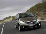 Mercedes-Benz A 200 5-door (W169) 2008–12 photos