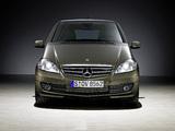 Mercedes-Benz A 200 5-door (W169) 2008–12 pictures